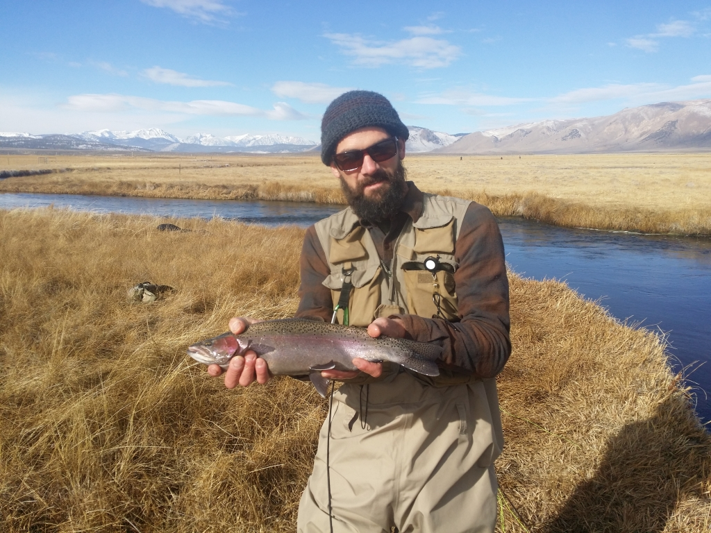 Owens fishing report archives sierra trout magnet fly for Sierra fly fishing