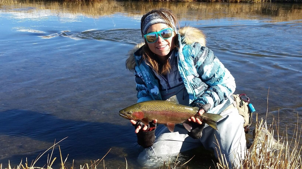Owens fishing report archives sierra trout magnet fly for Bishop fishing report